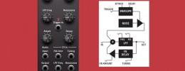 Dave Smith Instruments DSM03, un retardo Eurorack con aroma Karplus-Strong
