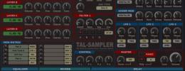 Tal-sampler añade soporte soundfont SF2