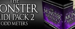 Toontrack presenta The Monster MIDI Pack 2