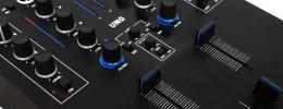 Mixars presenta los crossfaders Galileo y el nuevo mixer de scratch Uno