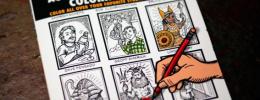 Un libro para colorear a tus productores favoritos