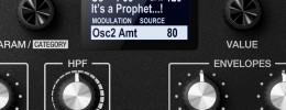 Toraiz AS-1, el sinte monofónico de Pioneer y Dave Smith es un Prophet
