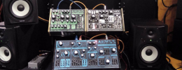 Dreadbox Abyss, analógico de 4 voces en módulo