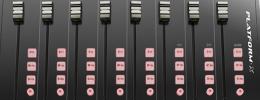 Icon Platform X, control DAW por módulos con 8 faders motorizados