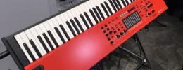 Vox Continental, primer teclado con válvulas Korg Nutube