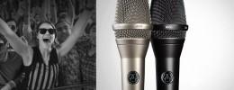 AKG C636, un micro vocal de condensador pensado para directo