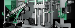 Esta máquina promete una revolución en la producción de vinilos