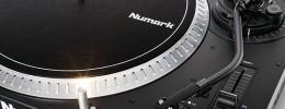 Numark NTX1000, nuevo plato para discjockeys