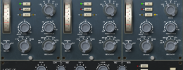 Lindell Audio 354E, un compresor M/S Neve recreado en plugin y multibanda