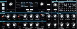 Novation Peak, un sintetizador híbrido de 8 voces con osciladores novedosos