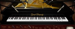 Waves Grand Rhapsody Piano, otra vez el Fazioli de Freddie Mercury
