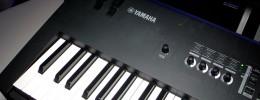 Yamaha MX88, la novedad en un estand con algunas sorpresas