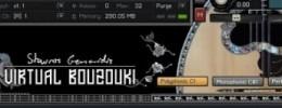 Akki Plugs lanza Virtual Bouzouki para Kontakt Player