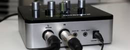 Review de Samson QH4, un amplificador de auriculares de 4 canales