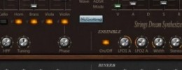 NUSofting lanza Strings Dream Synthesizer