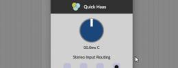 Conoce y prueba el efecto Haas con este plugin gratuito y su elocuente vídeo