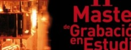 Curso de Grabación en Estudio la próxima semana en Valencia