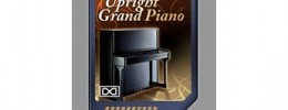 Nueva librería Upright Grand Piano para UVI Workstation