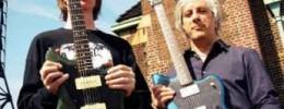 Sonic Youth presentan sus guitarras Fender Jazzmaster Signature