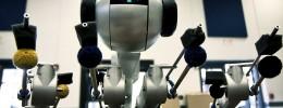 Conoce a Shimon, un robot que compone e interpreta sus propias canciones