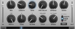 Eventide Ultratap, un multitap delay que salta a plugin desde el pedal H9