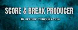 Nueva librería Score & Break Producer de Bluezone Corp