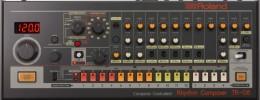 Roland TR-08, réplica digital de la legendaria caja de ritmos TR-808