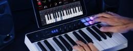 iRig Keys I/O, teclado controlador e interfaz de audio portátil
