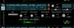 Wavelore Instruments presenta Pedal Steel Guitar para Kontakt