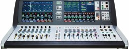 Soundcraft Vi1000, 96 canales de mezcla digital en un metro cuadrado