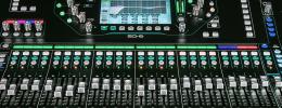 Allen & Heath SQ-5 y SQ-6, nuevos mezcladores digitales
