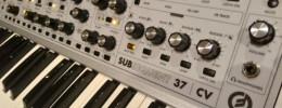 Review de Moog Subsequent 37 CV, la estela de un éxito