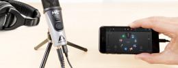 Apogee MiC Plus, un micrófono USB para grabar con iPhone, iPad y ordenador