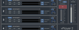 vPlayer, un host gratuito para cargar instrumentos y plugins sin abrir tu DAW