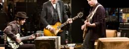Jimmy Page, The Edge y Jack White, en un documental sobre la guitarra
