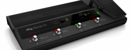 iRig Stomp I/O, la nueva pedalera de IK Multimedia para iOS