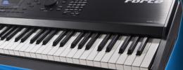 Kurzweil Forte, de piano-sintetizador a workstation con su sistema 3.0