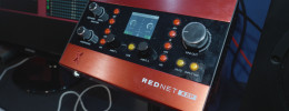 Un vistazo a Focusrite Red 16Line y RedNet X2P