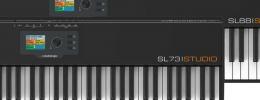 Numa Compact 2x y SL73, dos nuevos teclados controladores de Studiologic