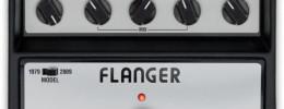 UAD 9.5 viene con nuevo flanger, amplificador y canal de consola analógica
