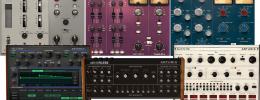 Arturia lanza 6 plugins que emulan previos y filtros clásicos