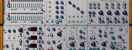 Segunda versión de Cloudlab 200t, la emulación gratuita de un Buchla 200 en Reaktor