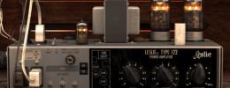 IK Multimedia modela legendarios amplis y cabinas Leslie