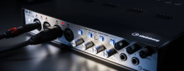 Steinberg UR-RT2 y UR-RT4, interfaces de audio con transformadores Rupert Neve Designs