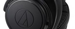 Audio-Technica ATH-M60X, nuevos auriculares de estudio