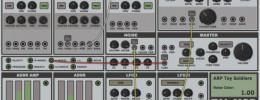 TAL-Mod, el sinte modular virtual de Togu Audio Line
