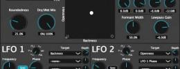 Vowel Filter, filtro de formantes en plugin VST y AU