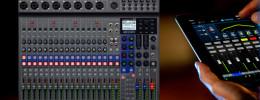 Zoom Livetrack L-20, mezclador y grabador para directo con control inalámbrico