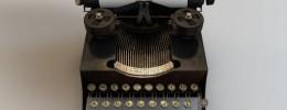 Wavesfactory Typewriter, otra refrescante librería gratuita