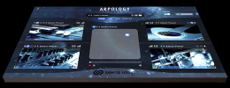 Arpology - Cinematic Dimensions, Sample Logic expande su concepto de arpegiador